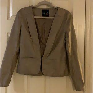 C. Luce M PU Jacket